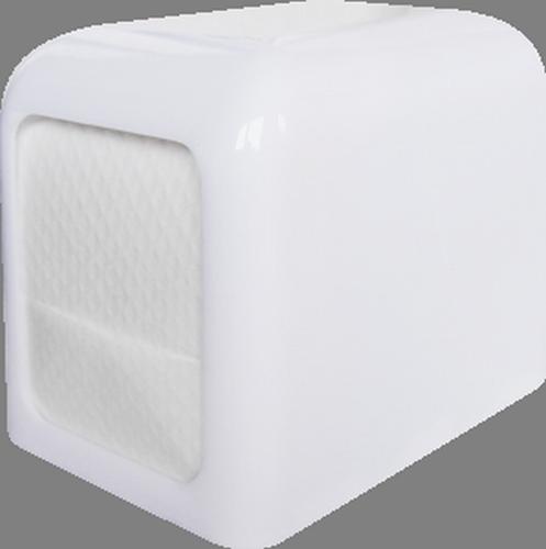 Plastikowy biały (5281)